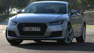 2015 Audi TT Sport quattro S Tronic Review – Quality,  Pace and Grace: The Trifecta.
