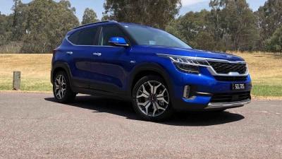 Family Review: 2020 Kia Seltos GT-Line