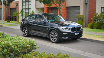 BMW X4 20d 2019 review