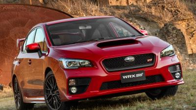 2014 Subaru WRX STI: Price And Features For Australia