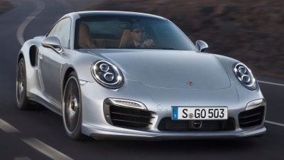 2014 Porsche 911 Turbo On Sale In Australia At Year's End