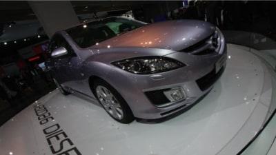 Mazda 6 MZR-CD Turbo Diesel Unveiled: 2008 Sydney Motor Show
