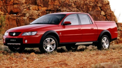 Holden Crewman Used Car Review