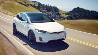Tesla welcomes new EV rivals