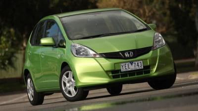 2011 Honda Jazz GLi Review