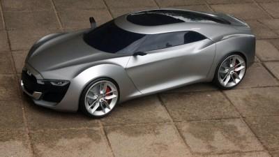 Qoros Reveals Flagship Concept, Hints At Future Style