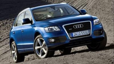 2009 Audi Q5 Range To Get 7-Speed Dual-Clutch Gearbox As Standard