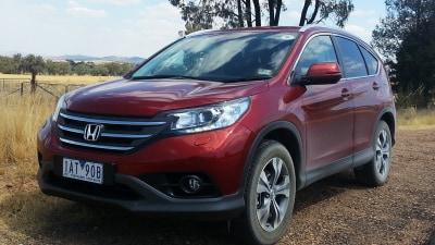 2014 Honda CR-V Diesel DTi-S and DTi-L Review