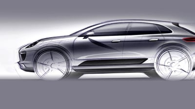 Porsche Macan Getting High-powered Performance Flagship: Report