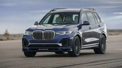 BMW X7: Alpina XB7 unveiled, coming to Australia in 2021