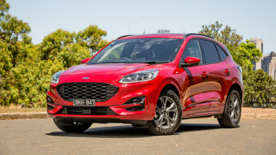 2021 Ford Escape ST-Line review