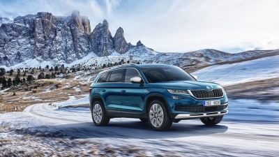 Skoda Applies Scout Treatment To 2017 Kodiak Ahead Of Geneva Motor Show