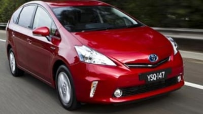 New car review: Toyota Prius V