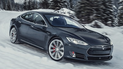 Tesla Model S: 2015 Pricing And Features For Australia