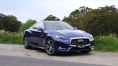 2017 Infiniti Q60 2.0t GT Coupe Review | Stunning Looks And An Appealing Package