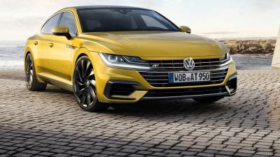 Volkswagen Debuts New Luxury Arteon Sedan