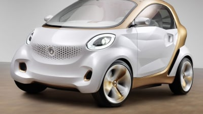 Smart To Preview New Fortwo, Forfour At Frankfurt Motor Show