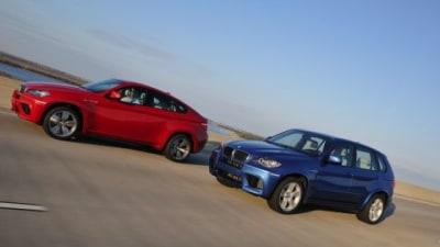 BMW X6 M And X5 M Revealed