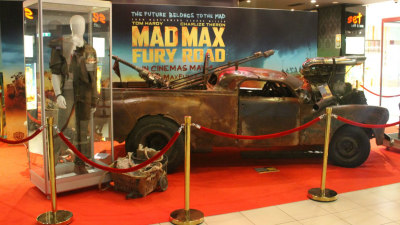 Mad Max Fury Road: We Meet Cranky Frank, Chat With Creator James Johnson