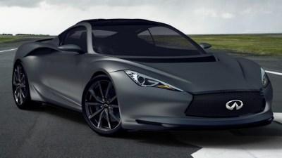 Mark Webber To Pilot Infiniti Emerg-E Concept At Goodwood