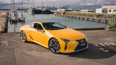 2019 Lexus LC500h review