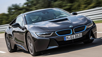 BMW Says No To i8-based M Car