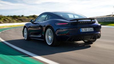 2020 Porsche 718 Cayman, Boxster prices drop