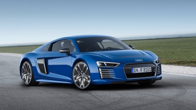 Audi Looks To Apply RS Treatment To e-tron Models