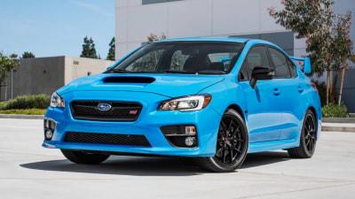 Subaru BRZ, WRX And WRX STI To Get Hyper Blue Special Editions