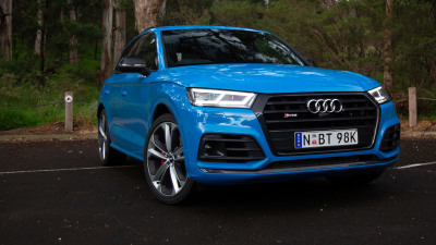 2020 Audi SQ5 TFSI review