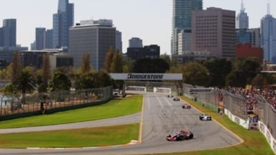 F1: Australia Relegated From Opening Event Status