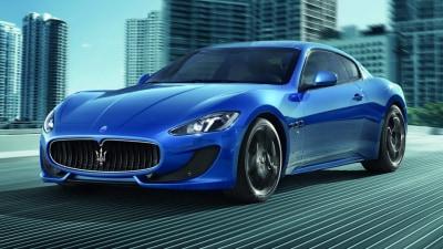 2013 Maserati GranTurismo Sport On Sale In Australia By Fourth Quarter
