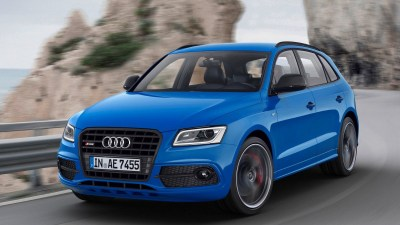 Audi SQ5 plus Announced - 250kW Hi-Po SUV In Aus By Mid-2016