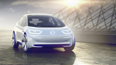 Volkswagen gears up for electric battle