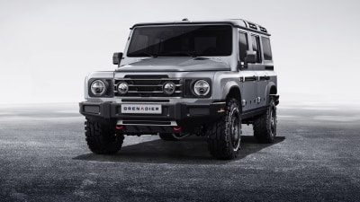 Land Rover loses trademark appeal against 'copycat' Ineos Grenadier