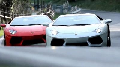Lamborghini Aventa-seat-four Under Consideration: Report