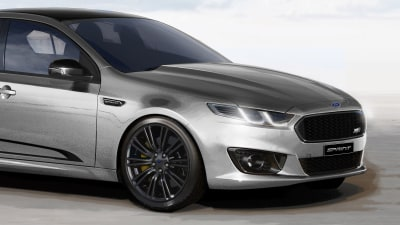 Ford Falcon XR6 Sprint And XR8 Sprint - More Power, Unique Style