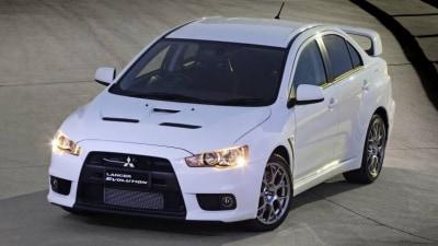 Mitsubishi Lancer Evolution: Future Hybrid SUV Plans Strengthen