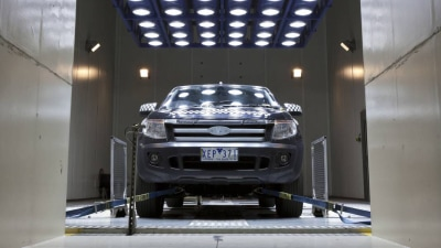 Ford Australia Opens You Yangs Test Centre To Industry Group