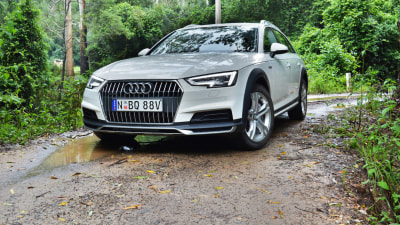 2017 Audi A4 Allroad Review - SUV Practicality In A Traditional Package