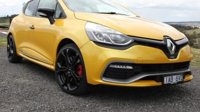 2014 Renault Clio RS 200 Review