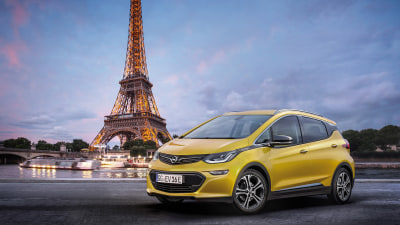 Change Of Ownership Won't Stop Opel's Future EV and Flagship SUV Plans