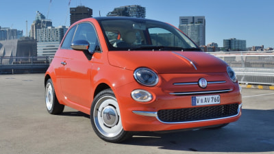 2018 Fiat 500 Anniversario new car review