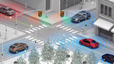 GM Developing Smartphone-based Pedestrian Detection System