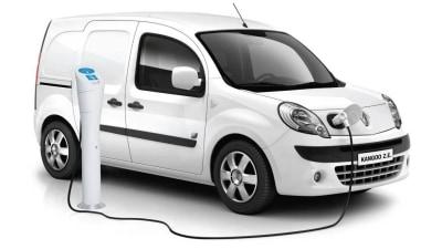 Renault's Electric Kangoo Picks Up Fleet Award
