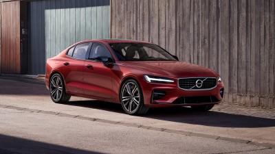 2019 Volvo S60 revealed