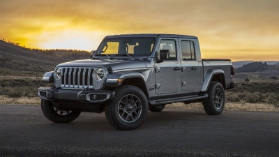 Details: Jeep Gladiator revealed