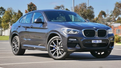 BMW X4 xDrive30i 2018 new car review