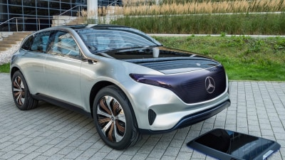 Mercedes-Benz Australia Commits To EQ Range Of Electric Vehicles