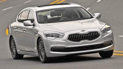 Kia's K9 Large Sedan Becomes Quoris For International Markets: Video